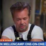 ジョン・メレンキャンプ、67歳でメグ・ライアンと婚約したことをテレビで語る