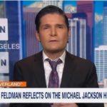 コリー・フェルドマン、マイケル・ジャクソン擁護したことを撤回