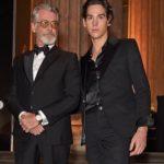 ピアース・ブロスナンの息子パリスがロンドンファッションウィークに登場