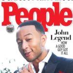 ピープル誌が選ぶ「最もセクシーな男性」今年はジョン・レジェンド!
