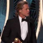 ゴールデングローブ賞発表。ブラッド・ピット最優秀助演男優賞獲得でスピーチにジェニファー・アニストンも注目
